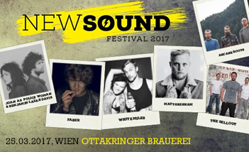 New Sound Festival - Tickets