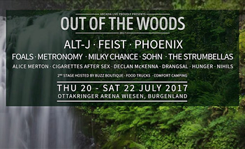 Out Of The Woods Festival 2017 - Tickets