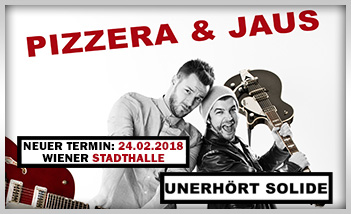 Pizzera & Jaus Tickets