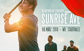Sunrise Avenue - 2018, Wiener Stadthalle - Tickets