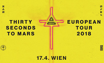 Thirty Seconds To Mars - Tickets