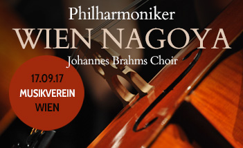 Philharmoniker Wien Nagoya & Johannes Brahms Choir - Tickets