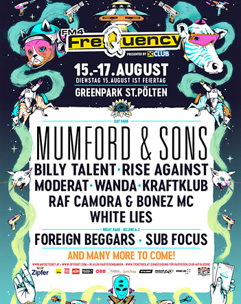 FM4 FREQUENCY 2017 Tickets