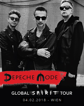Depeche Mode - Tickets
