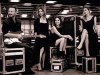 The Corrs live in Wien