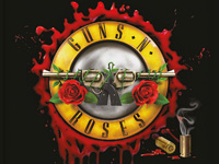 Guns N' Roses 2017 live in Wien