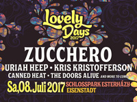 Lovely Days Festival - Lovely Days 2017