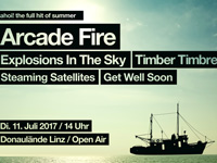 Ahoi! The Full Hit of Summer 2017: Der Timetable steht fest!