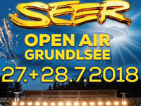 SEER Open Air 2018 wieder in Grundlsee